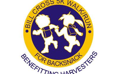 Bill Cross 5K Walk/Run Oct. 6
