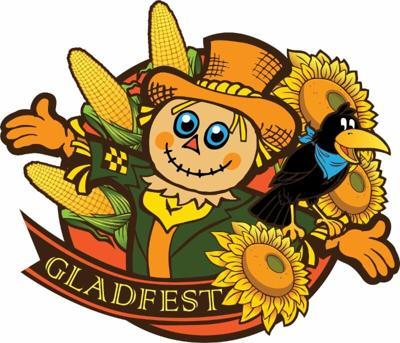Gladfest logo