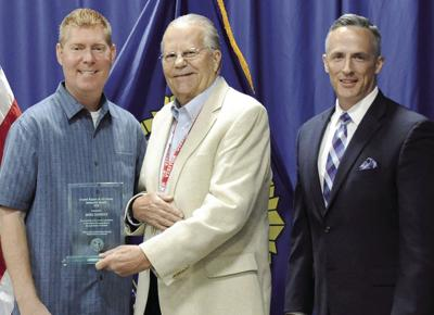 FBI agent honored for nearly two decades of protecting children
