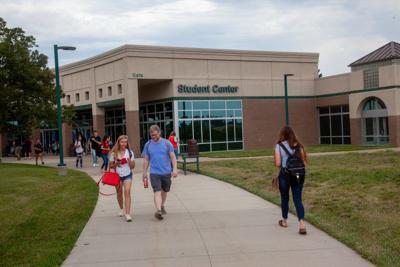 MCC's Maple Woods campus celebrates student center renovation
