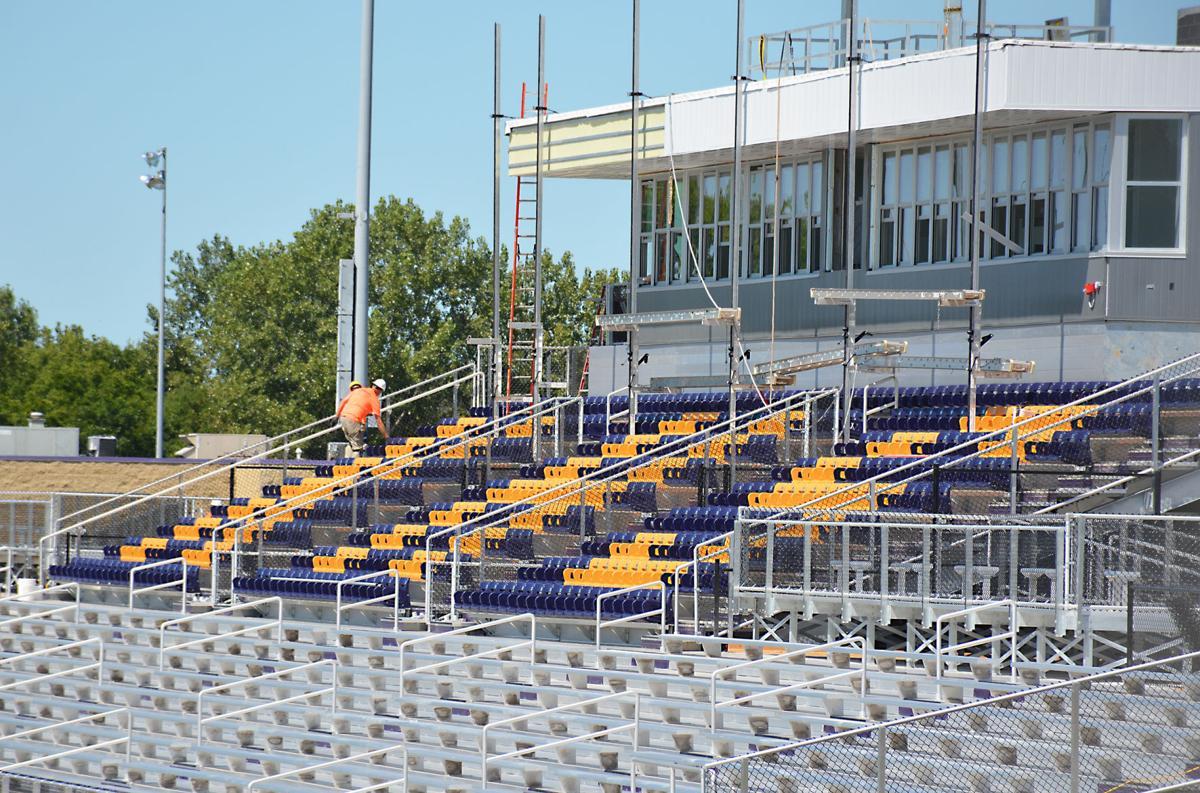 Bulldog stadium project