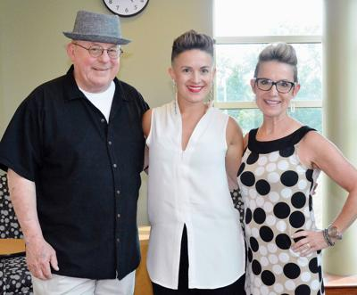 Northland native shares experience about Broadway during library fundraiser