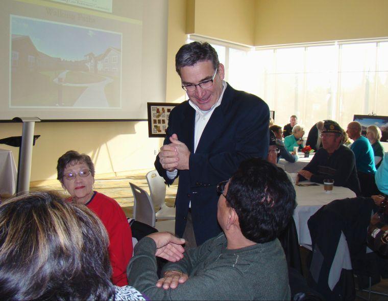 Linden Woods senior community breaks ground