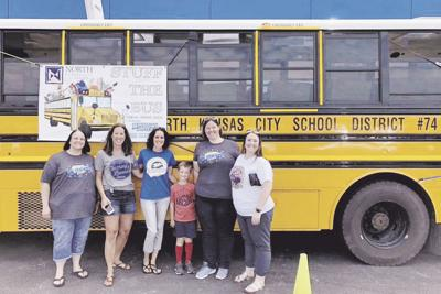 Students benefit from Stuff the Bus success