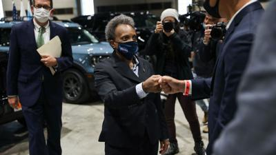 Mayor Lori Lightfoot looks for Chicago to fully reopen by July 4