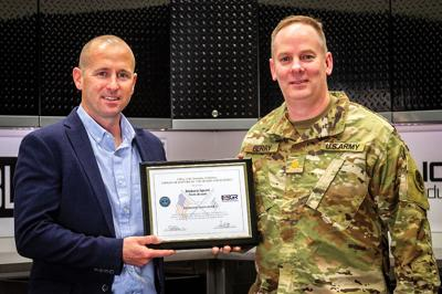 MOTIS Brands CEO recognized for support of military employees