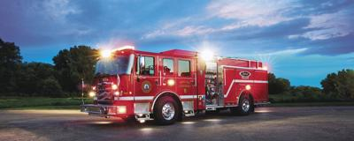 Oshkosh Corp. and Pierce Manufacturing introduce electric fire and emergency vehicles