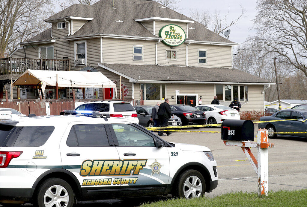 Tavern Shooting Wisconsin