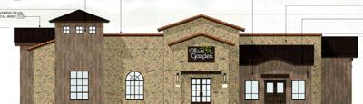 Olive Garden looking to move into former Perkins space