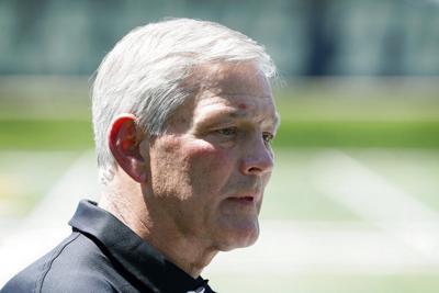 Iowa Strength Coach Football