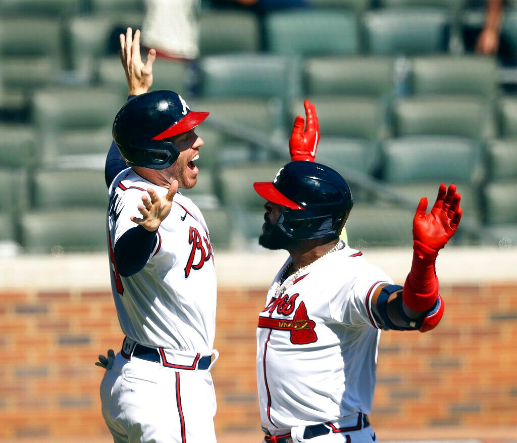 Braves Dodgers Athletics Advance To Division Series Sports Gmtoday Com