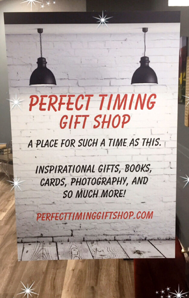 A perfectly timed opening for Perfect Timing Gift Shop - 02