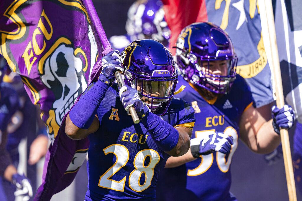 Navy East Carolina Football