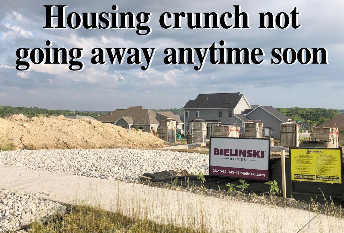 Housing crunch not going away anytime soon - 1