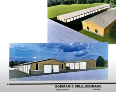 Hartford rezoning approved for self-storage project