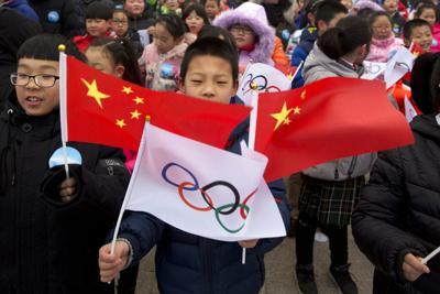 Olympics Tokyo China Next