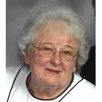 Doris Mae Krueger