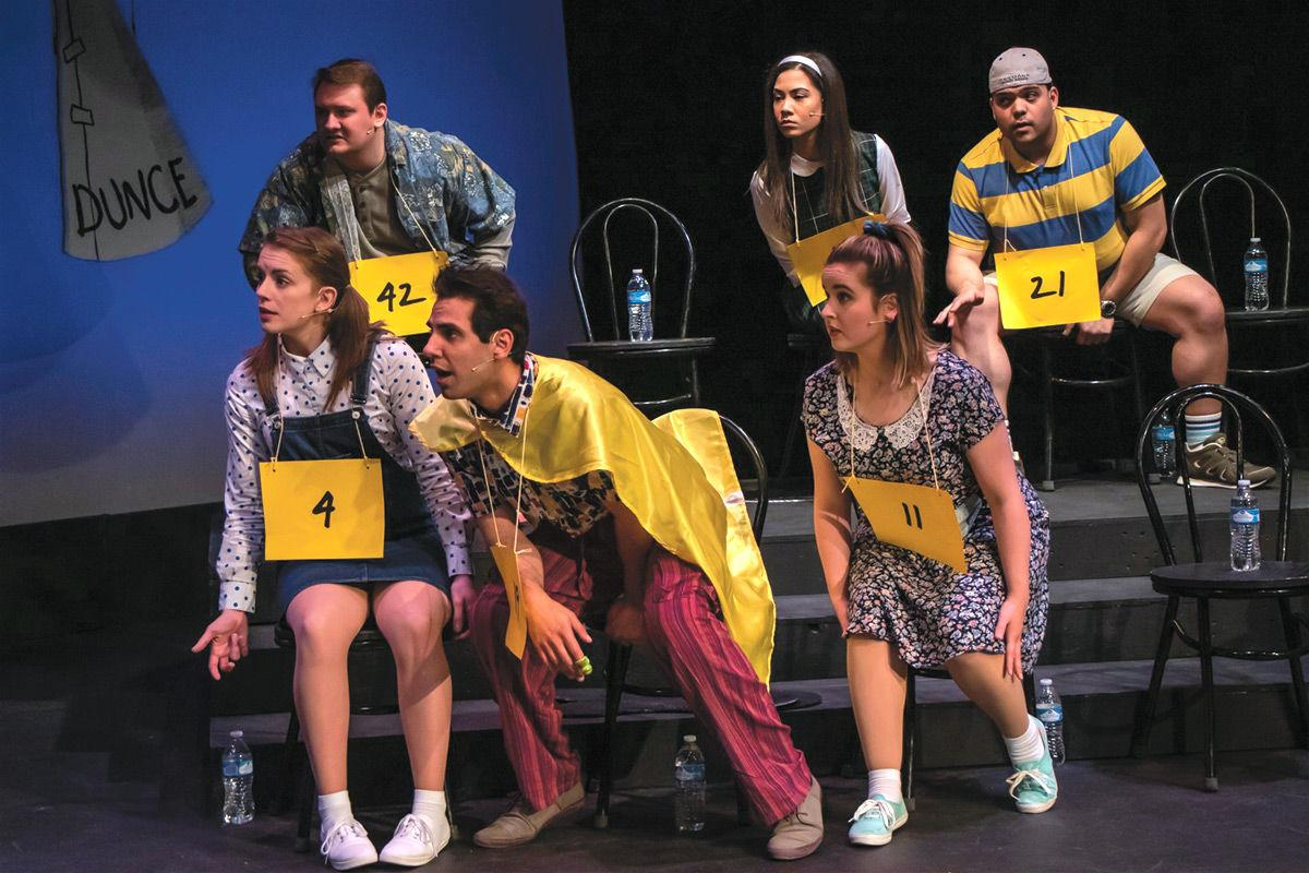 'Spelling Bee' bounces along unexpectedly