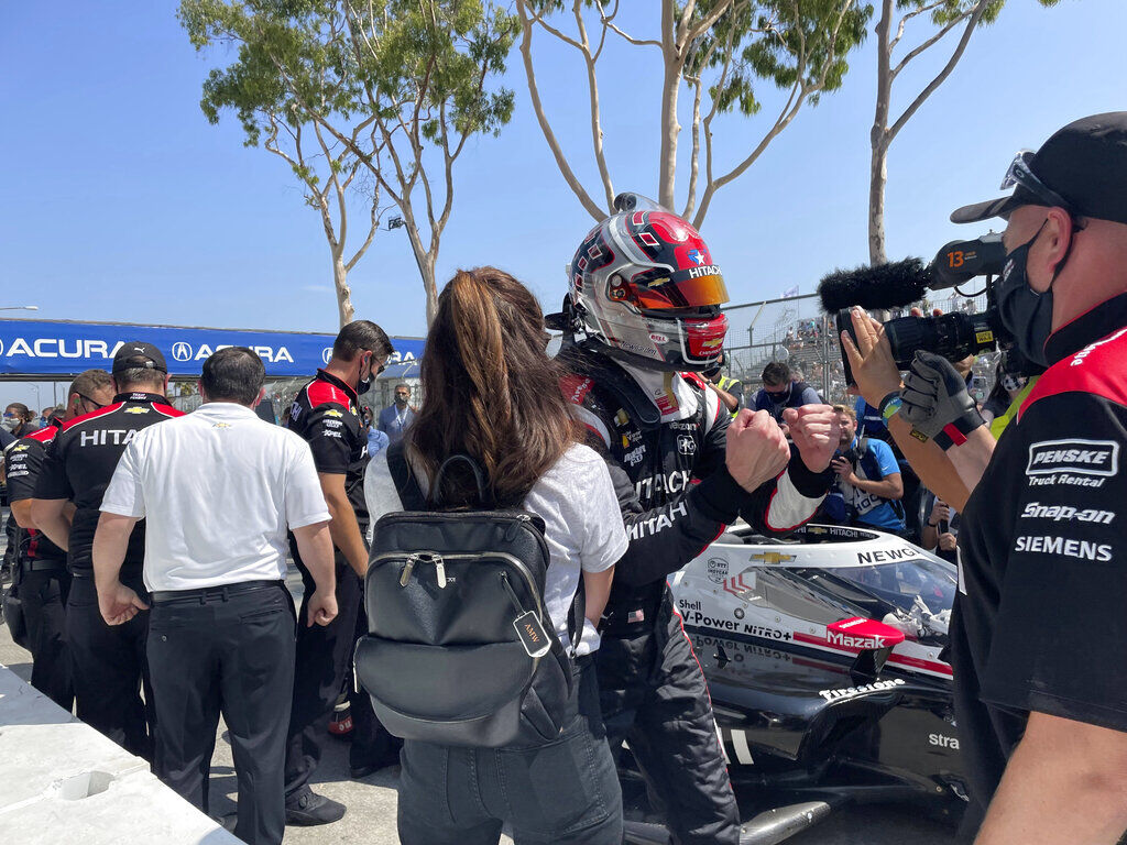 IndyCar Long Beach Preview Auto Racing