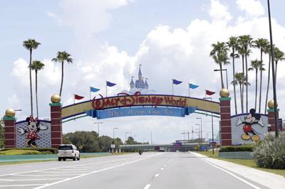 Virus Outbreak Theme Parks