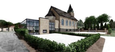 Developer wants to make Hartland church into event center
