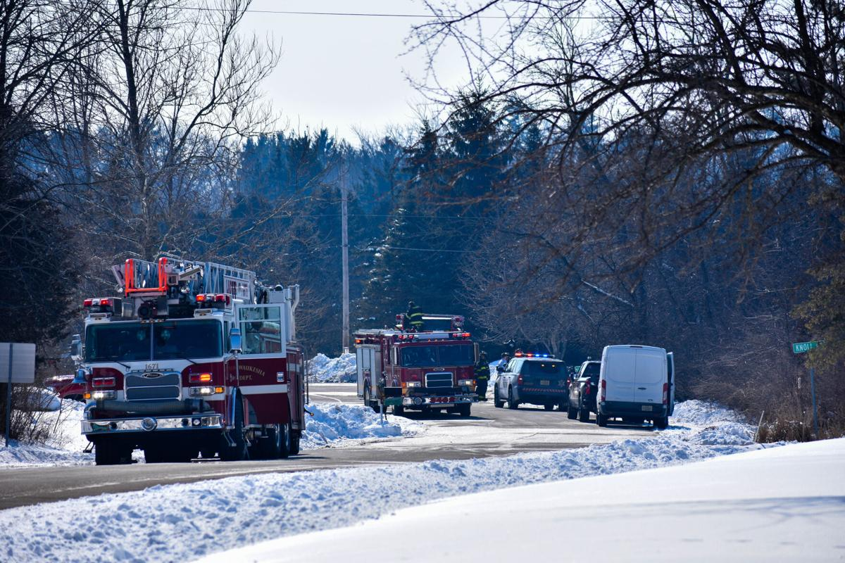 Vernon fire leaves one dead - 1