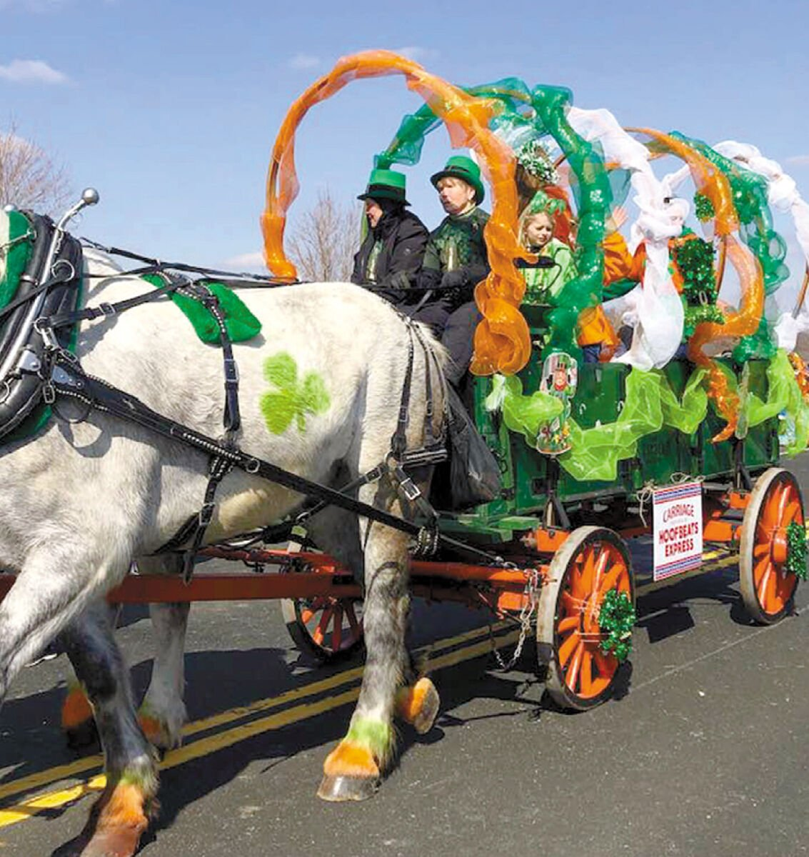 Erin St. Patrick's parade to return March 17 - 1
