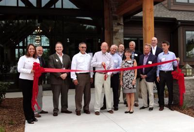 Rogers Behavioral Health cuts ribbon on Ladish Co. Foundation