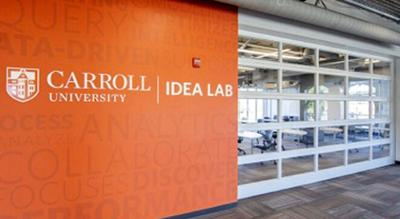 Carroll's Idea Lab launches programs for business leaders