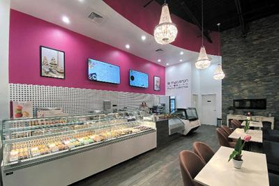 Le Macaron opens in The Corners of Brookfield