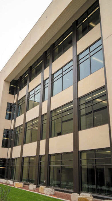 New Waukesha County Courthouse building - 2