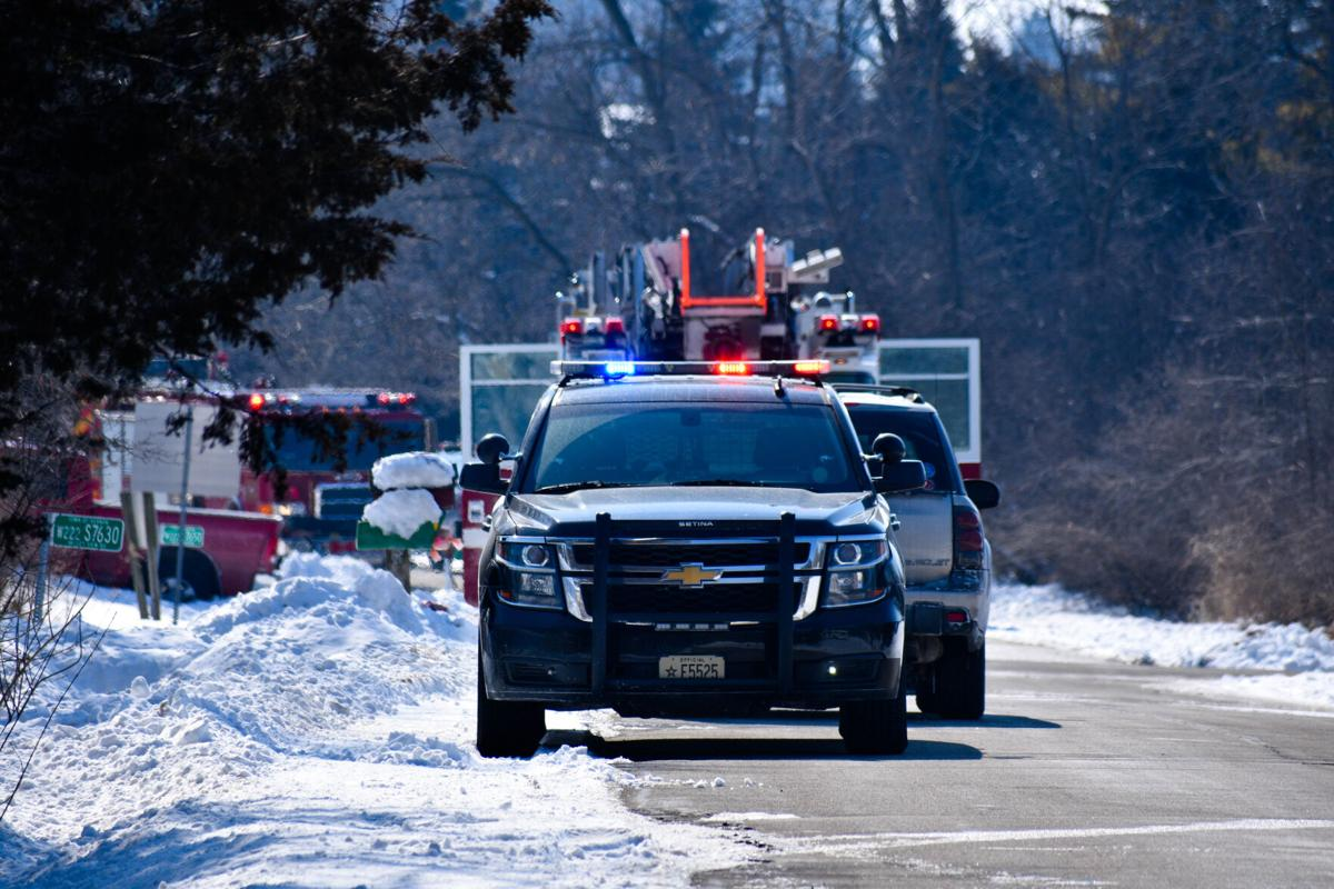 Vernon fire leaves one dead - 2