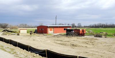 Demo work begins at former Baehmann's Golf Center site