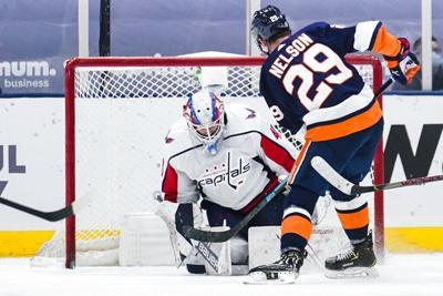 Capitals Islanders Hockey