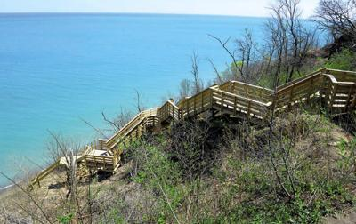 County hopes to raise $30K for stairs completion