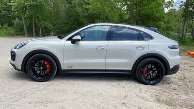 Auto Review Fast Sleek 2021 Porsche Cayenne Gts Coupe Spices Up Suv Race With Handling Comfort Tech Autos Gmtoday Com