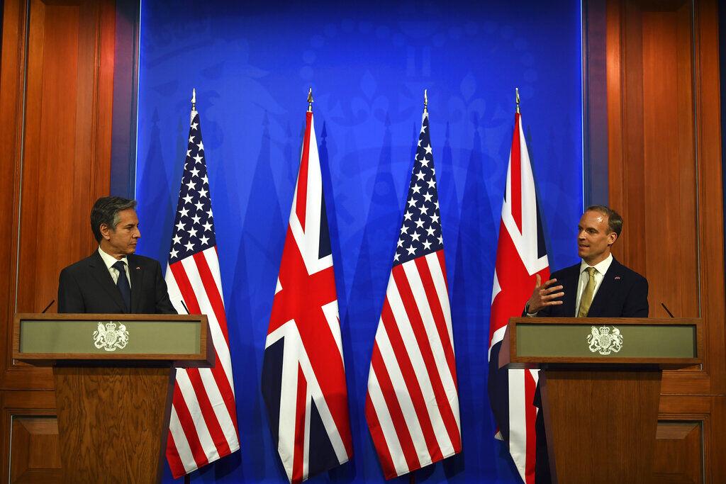 Britain US