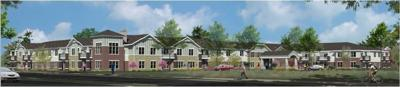 Construction started on Heritage Senior Living in Muskego