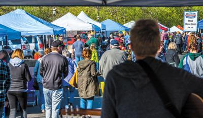 Farmers markets prepare for safe shopping environment
