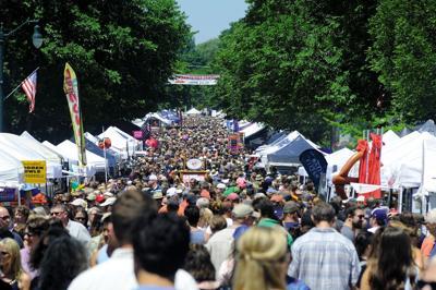 Strawberry Festival 2021 canceled