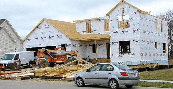 Construction of single-family homes on the rise in Hartford