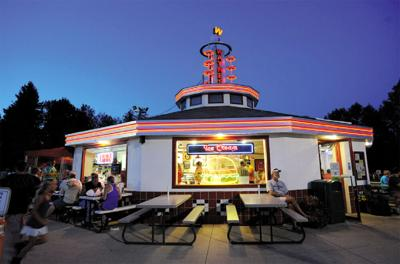 Wayne's Drive-In opens today