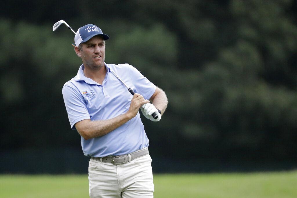 FedEx Invitational Golf 1