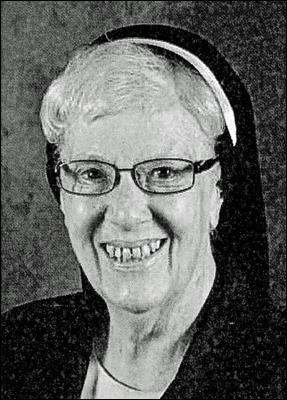 Sr. Monica Mary DeQuardo