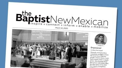 Baptist New Mexican Website