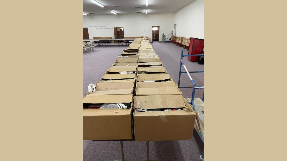 Boxes to Distribute