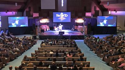 2019 Young Lives Ablaze Conference