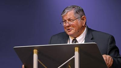 Boyd Morerod Delivers the Annual Sermon at the 2018 BCNM Annual Meeting