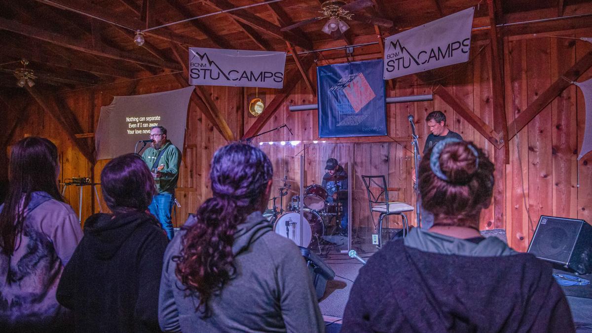 StuCamps Worship