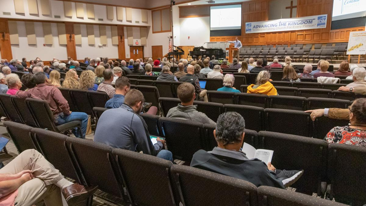 2019 Combined Meeting of WMU & Pastors and Mens Conf.